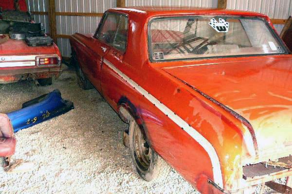 1963 Dodge 426 Max Wedge