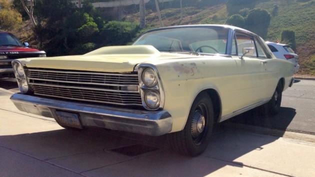 1966 Ford Galaxie 427