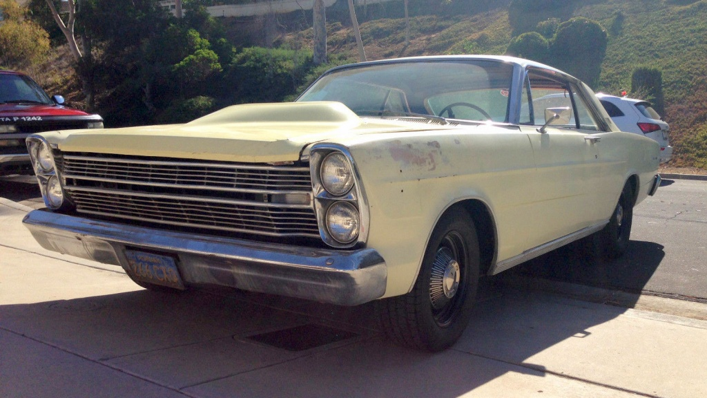 Worn Out And Ugly 1966 R Code 427 Galaxie 500