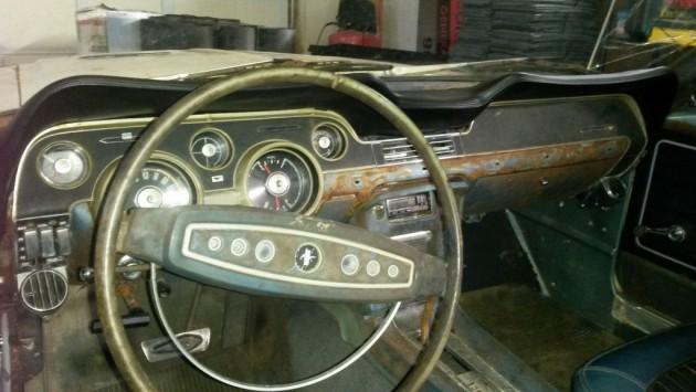 1968 Dash