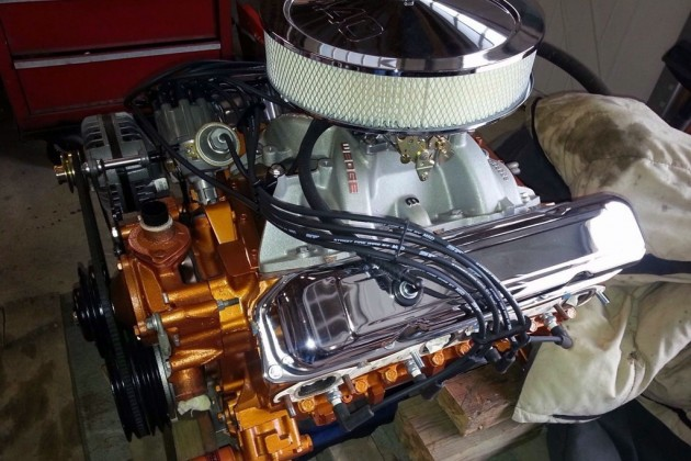 1968 Dodge Charger Built 440