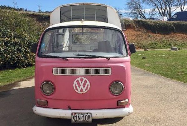 1969 VW Type 2 Window Bus