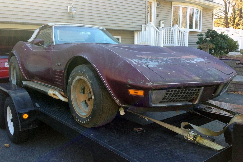 1970 Chevrolet Corvette - Rare LT1-Powered C3 Roadster - Corvette ...
