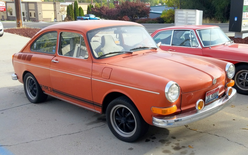 Our Latest Project 1971 Volkswagen Fastback