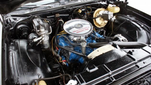 1973 Hurst Olds 455 V8