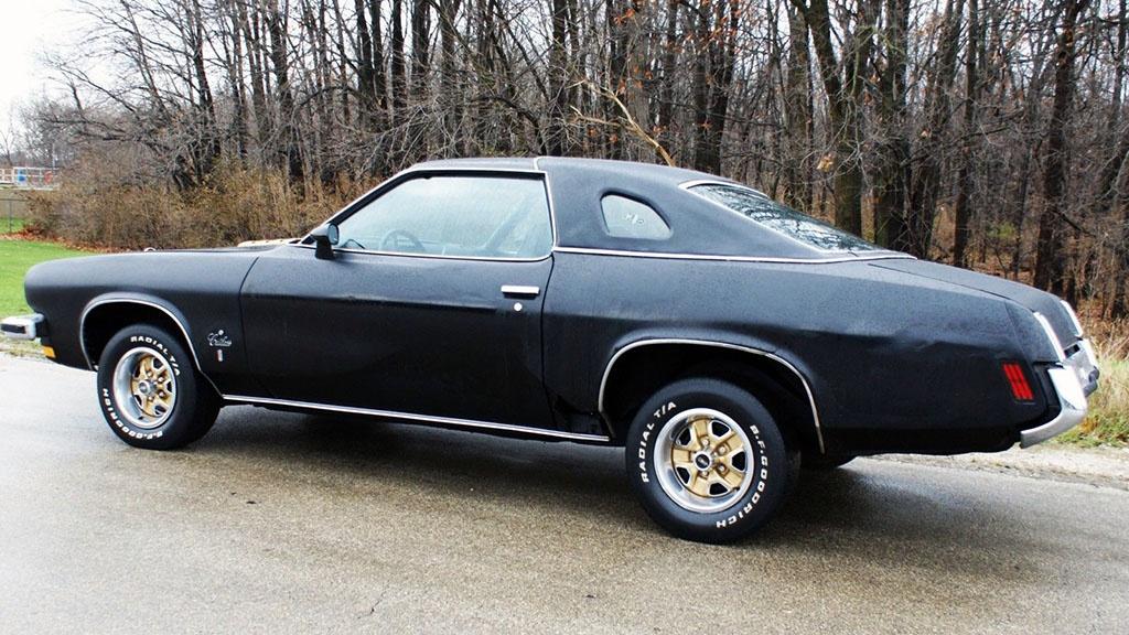 Triple Black: 1973 Hurst/Olds