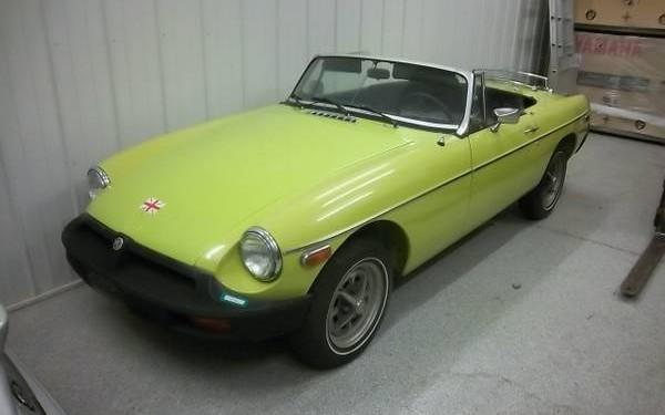 1975 MGB