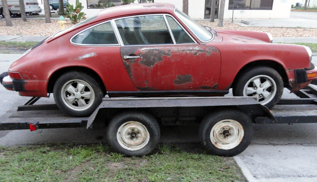 wheels included 1975 porsche 911s. Black Bedroom Furniture Sets. Home Design Ideas