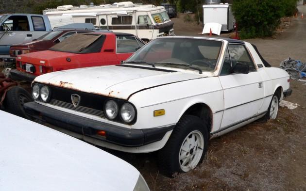 1980 Lancia Beta Zagato