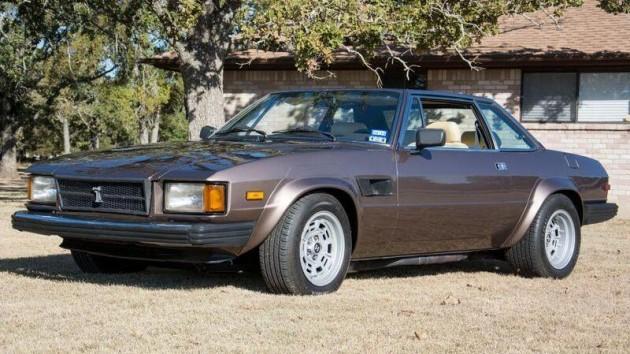 1983 Longchamp GTS