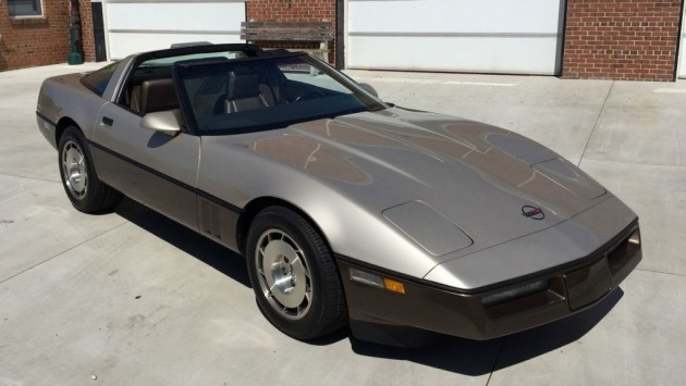1986 Corvette Survivor