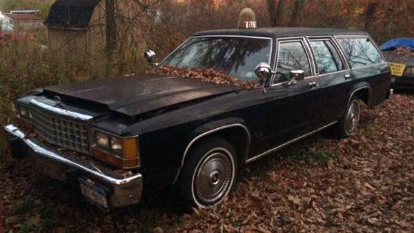 Craigslist Hudson Valley Cars >> 1986 Ford LTD Wagon: Coroner's Car