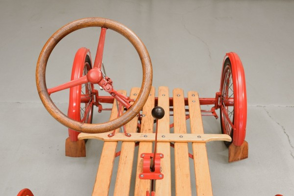 '20 Restored Flyer wheel