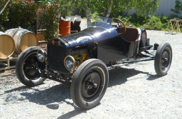 American Steel 1923 Model T Speedster