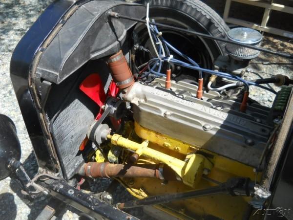 '23 Speedster engine top