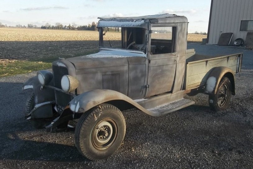 31 Chevy Pick Up