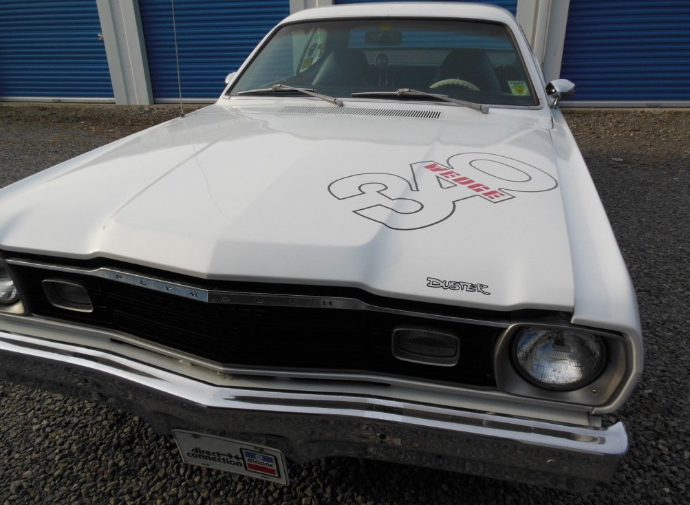 1973 Plymouth Duster 340 A Real Wedge