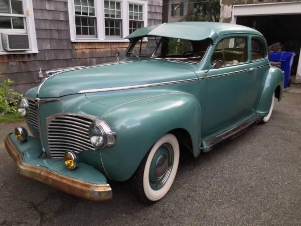 '41 Dodge