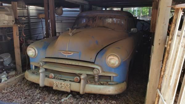'49 Deluxe barn