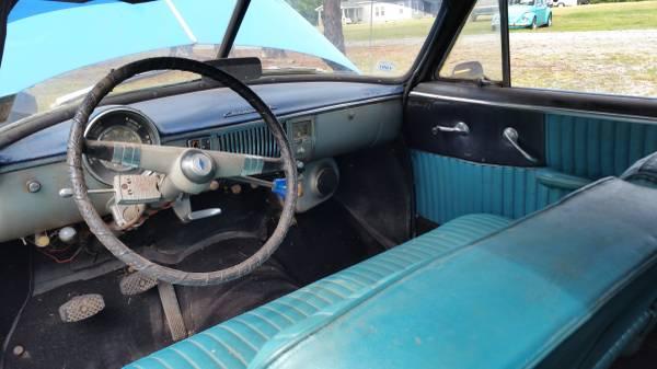 '49 Deluxe dash