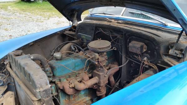 '49 Deluxe engine