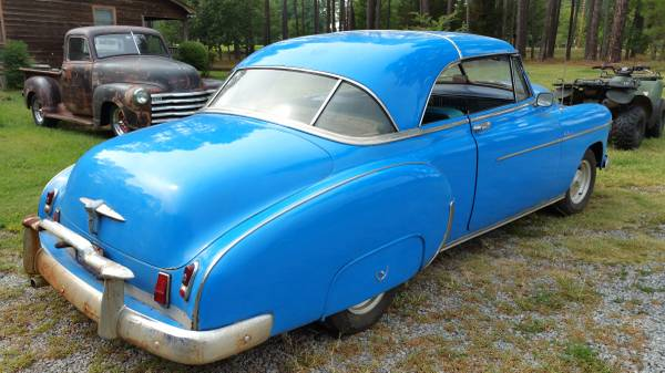 '49 Deluxe right rear