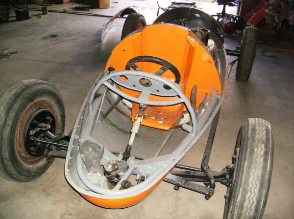 '50's Belly Tank front