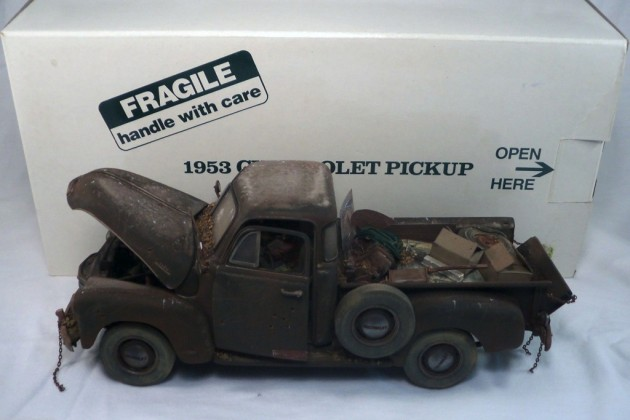 '53 Chevy scale box