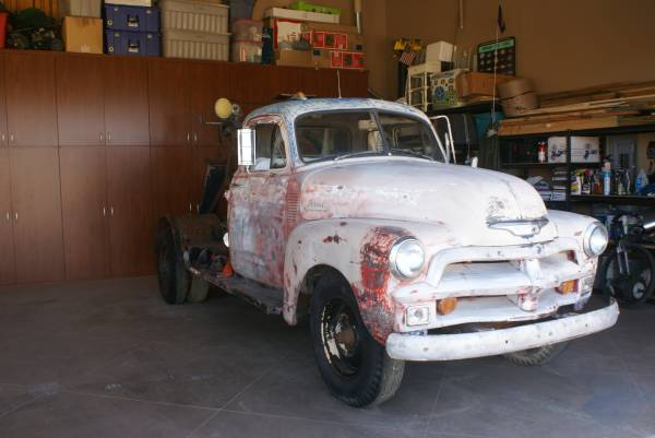 Craigslist Phoenix Cars And Trucks By Owner >> Do You Need A Tow? 1954 Chevy 3800