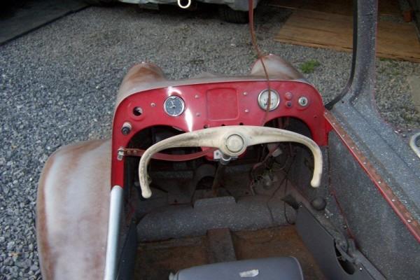 '55 Messerschmitt int.