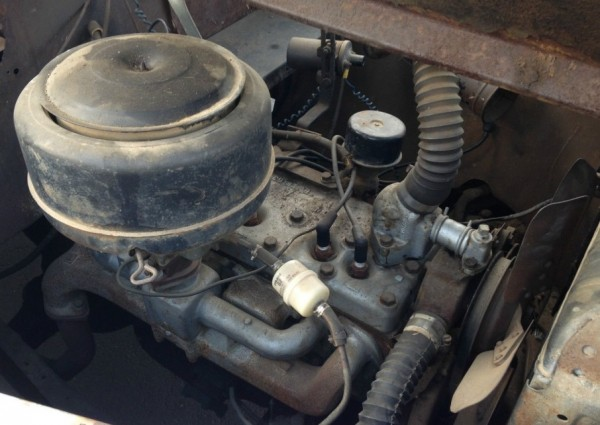'55 Powell engine