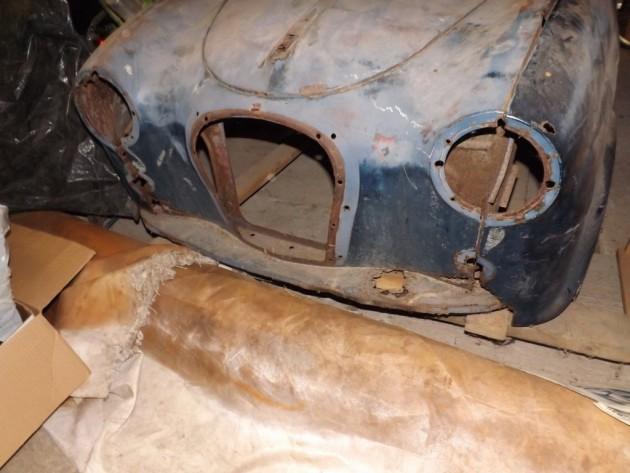 '58 Austin front