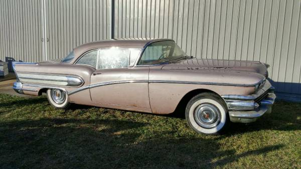 '58 Buick Special right side