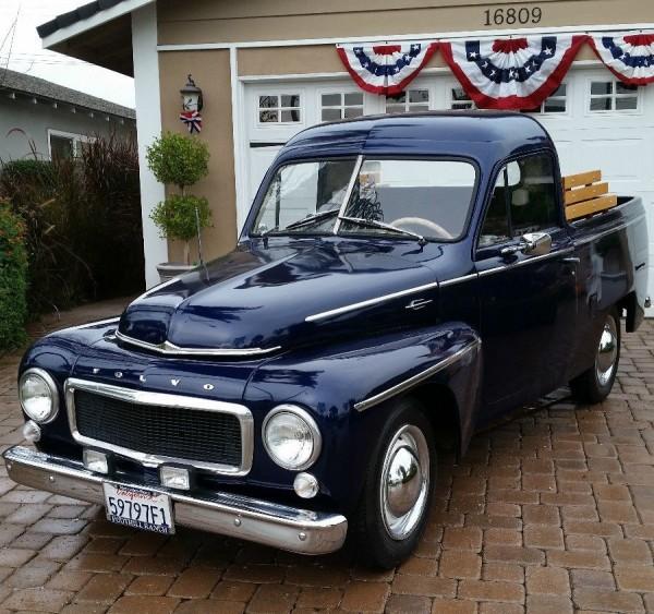 Volvo Style Pickup!