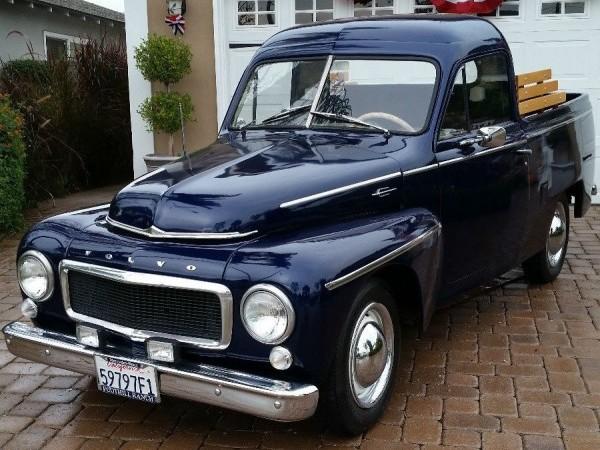 '59 Volvo pickup