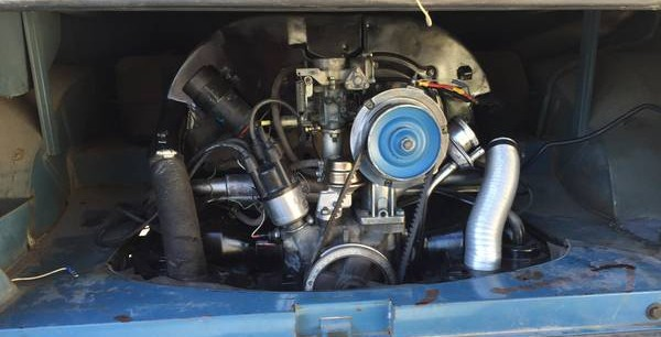 '60 Kobmi 11 engine