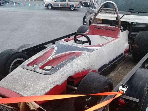 Rotary Racer Malibu Grand Prix Cart
