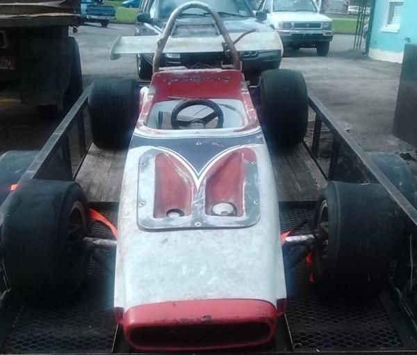 '60s Malibu racer front