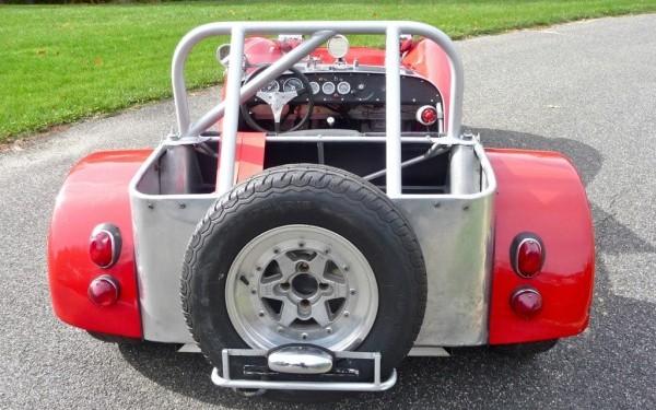 '62 Super Seven rear