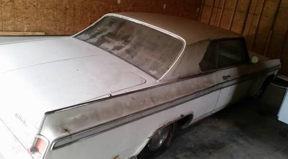 '63 Starfire right rear