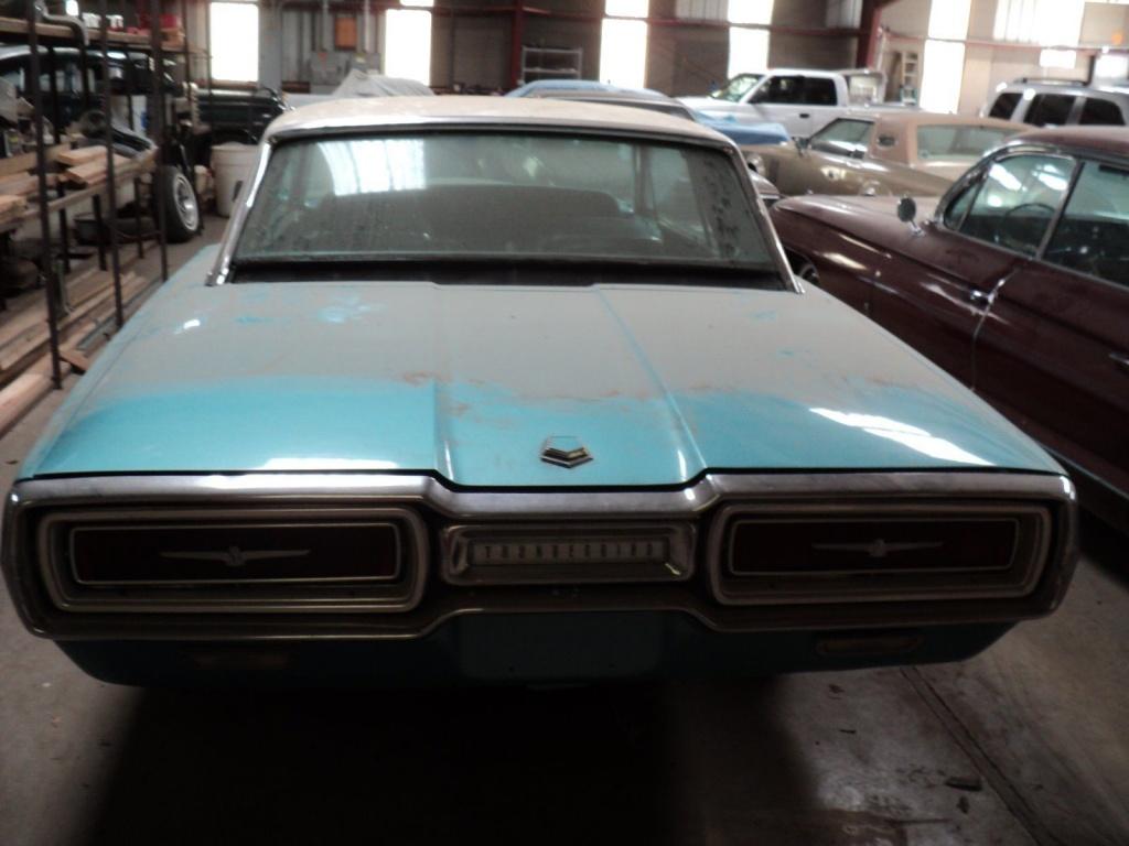 '64 Thunderbird rear