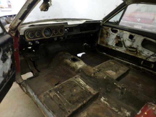 '65 Fastback project intr