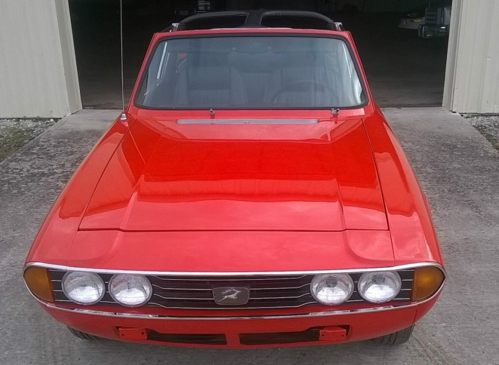 '71 Stag front