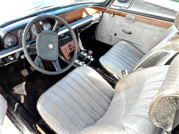 '73 BMW 3.0 int.