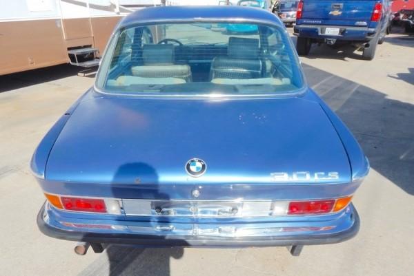 '73 BMW 3.0 rear