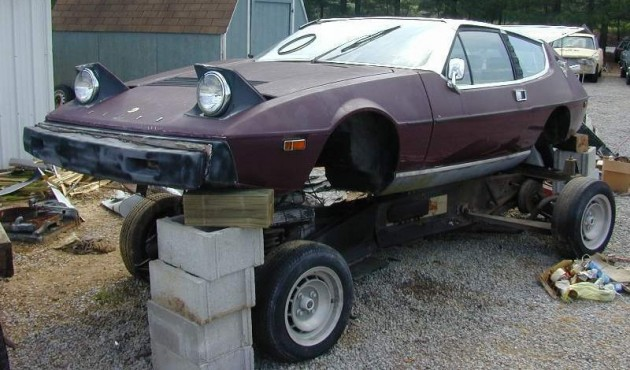 '76 Lotus Elite+2