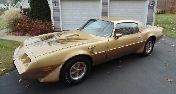 '79 Firebird