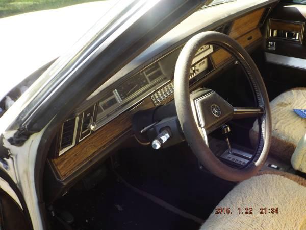 '83 T&C dash
