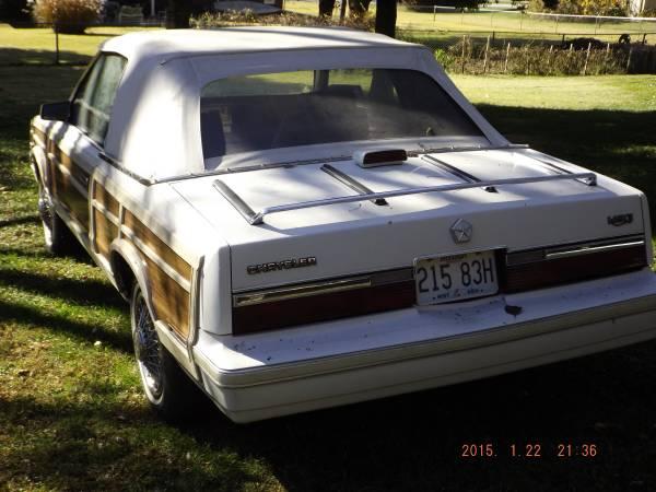 '83 T&C rear