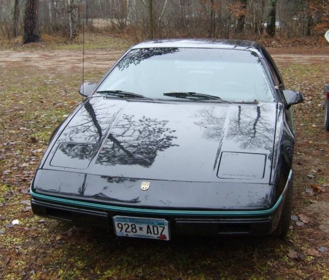 Two Seater Under $2K: 1984 Pontiac Fiero